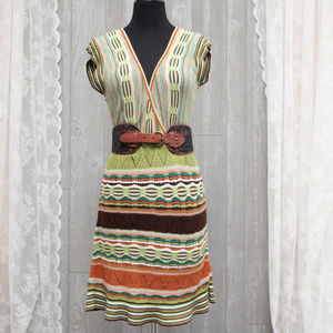 Bebe Sweater dress (Vintage age?)  Small